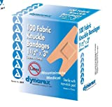 Dynarex Knuckle Flexible Fabric Bandages