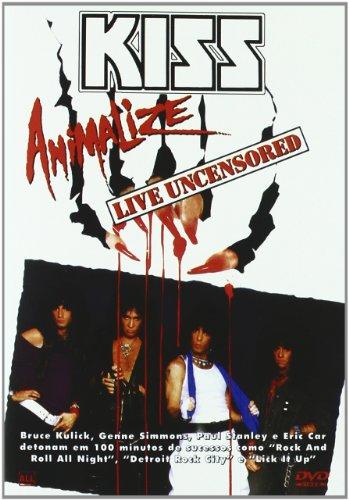 Kiss - Animalize / Live Uncensored [Edizione: Regno Unito]