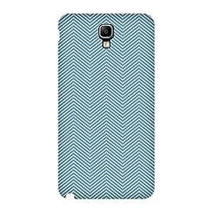 Super Cases Back Cover For Samsung Galaxy Note 3 Neo/Lite (Multicolor)