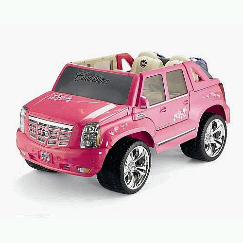 power wheels fisher price barbie cadillac hybrid escalade. Cars Review. Best American Auto & Cars Review