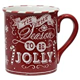 'Tis the Season to Be Jolly Mug