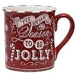'Tis the Season to Be Jolly Mug