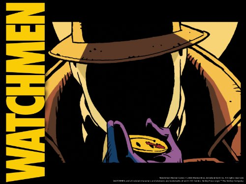 Watchmen Motion Comic