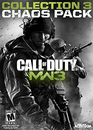 Call of Duty: Modern Warfare 3 Collection 3: Chaos Pack [Download]