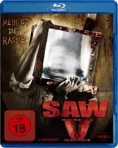 Saw V (Geschnittene Fassung) [Blu-ray]