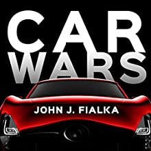 Car Wars: The Rise, the Fall, and the Resurgence of the Electric Car (       UNABRIDGED) by John Fialka Narrated by Jonathan Yen