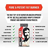 VINTAGE BURN - The Worlds First Muscle-Preserving Fat Burner - Garcinia Cambogia, Raspberry Ketones, Green Coffee & 6 More Fat Burning Ingredients - 120 Natural Veggie Caps