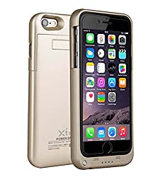 Xtra Charging Case For Apple iPhone 6