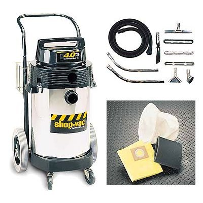 Buy Shop Vac Two-stage 4.0 HP Peak; 10 gallon stainless steel tank (Shop Vac Power Tools,Power & Hand Tools, Power Tools, Vacuums & Dust Collectors, Wet-Dry Vacuums)