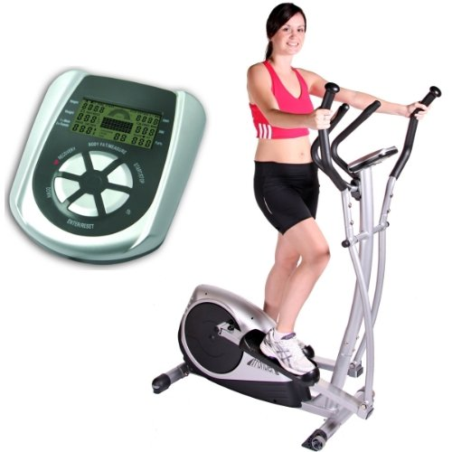 FRONTIER PENNINE 24 PROGRAM MAGNETIC Elliptical Cross Trainer, German Quality, 3YR WARRANTY