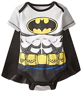 Warner Bros. Boys' Bodysuit with Cape at Gotham City Store