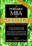 The Portable MBA in Strategy (Portable MBA (Wiley))