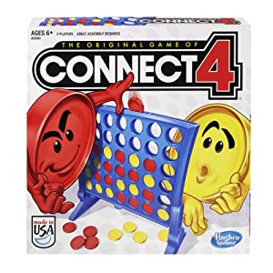 Connect 4 Game by Hasbro Games