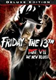 Friday the 13th Part VII: The New Blood [DVD] [1988] [Region 1] [US Import] [NTSC]