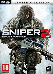 Sniper Ghost Warrior 2 - Limited Edition (PC DVD)