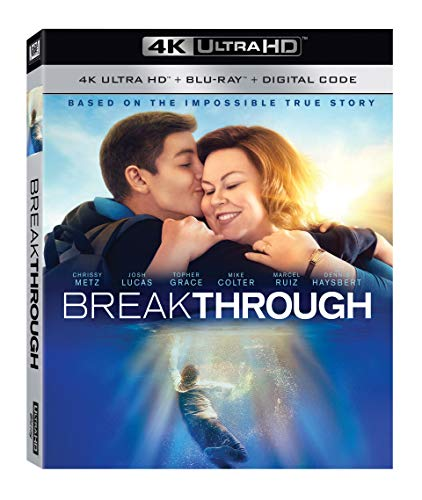 4K Blu-ray : Breakthrough (2 Discos)