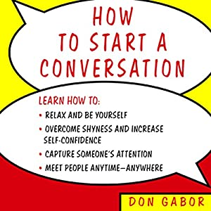 How to Start a Conversation Audiobook