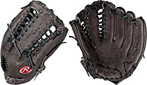 Rawlings Sandlot Series 12.75-inch Outfield Baseball Glove, Left-Hand Throw (SL127TB)