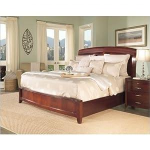 Modus Furniture BR15D4 Brighton Full Wood Storage Bed, Cinnamon