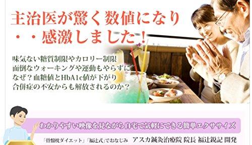 糖尿病改善「福辻式」 [DVD]