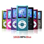 Lonve Music Player 16GB MP4/MP3 Playe...