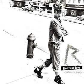 We Found Love (German 2 trk)