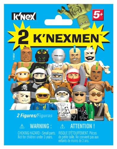 K'NEX K'Nexmen Building Set