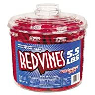Red Vines 827495 Original Red Twists,…