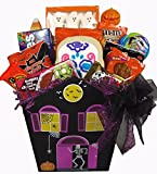 Delight Expressions™ Ghostly Greetings Gift Box - A Halloween Gift Basket Idea