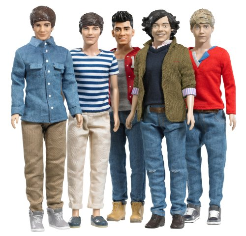 Imagen de Una muñeca de moda Louis Dirección
