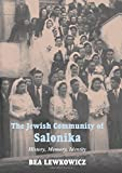 img - for Jewish Community of Salonika: History, Memory, Identity book / textbook / text book