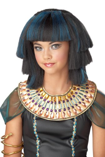Egyptian Stepped Layer Kids Wig