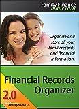 Financial Records Organizer 2.0 Deluxe [Download]
