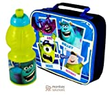 Monsters Inc University Lunch Bag + GREEN Sports Bottle