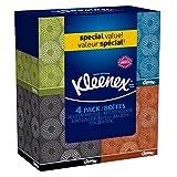 Kleenex Facial Tissue Upright 4 pack