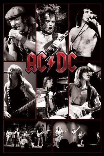 Empire 158604 AC/DC Live, Poster, 61 x 91.5 cm
