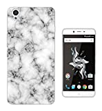 1229 - Novelty Fun Marble Texture Design OnePlus X Fashion