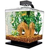 Tetra 29137 Water Wonder Aquarium Kit, Black, 1.5 Gallons