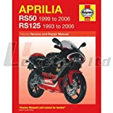 Haynes Manual for Aprilia RS 125 1994