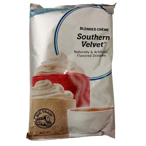 Big Traintm Southern Velvet Blended Creme Drink Mix