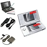 eForCity® 4 Accessory Bundle Charger Set Compatible With Nintendo DS Lite