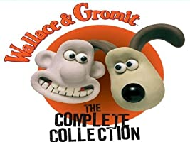 Wallace & Gromit: The Complete Collection [HD]