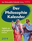 Der Philosophie-Kalender 2014