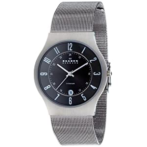 Skagen Men's 233XLTTM Titanium Watch
