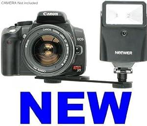 NEEWER® Digital Slave Flash + Bracket Set for Digital SLR DSLR Cameras or any Digital Camara!