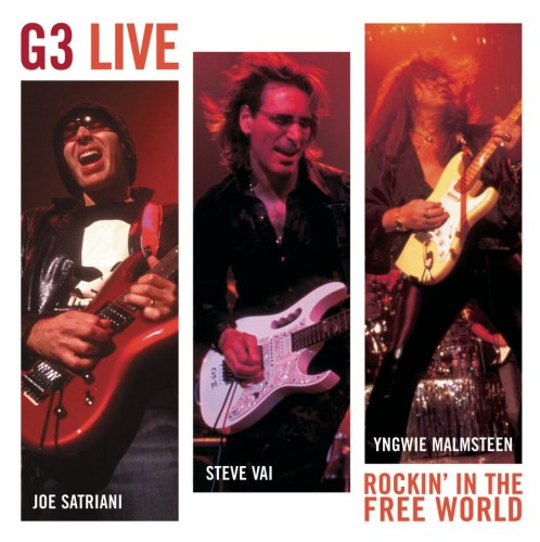 Joe Satriani - G3 - Rockin In The Free World - Zortam Music