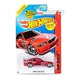 2014 Hot Wheels Hw Race 169/250 Bmw E36 M3 Race Red
