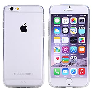 iPhone 6 Case, BUDDIBOX Scratch Resistant *No Yellowing* Phone Clear Case