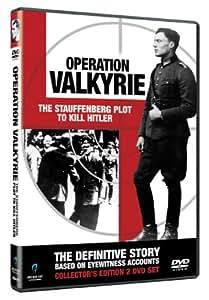 Operation Valkyrie: Stauffenberg's Plot To Kill Hitler [2004] [DVD]