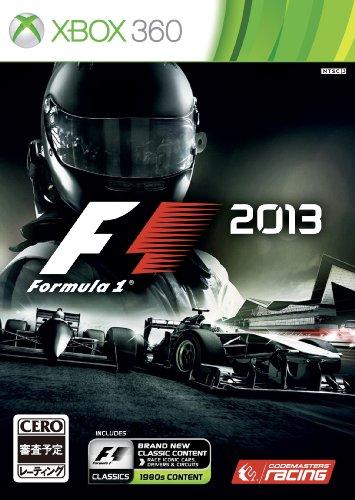 【ゲーム 買取】F1 2013